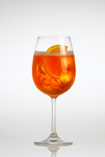 Aperol Spritz - what I'll be drinking this new year