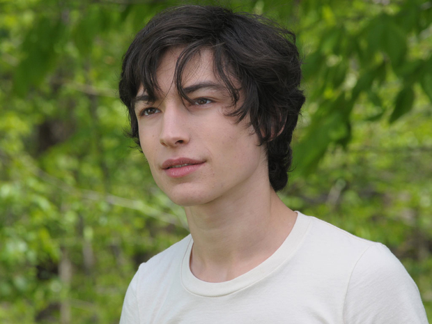 The dynamic young actor Ezra Miller