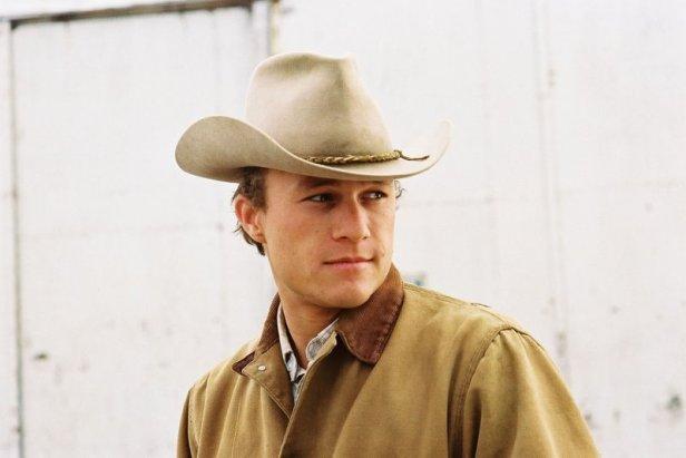 Heath Ledger as Ennis Del Mar