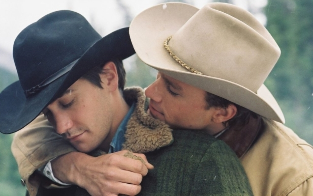 Brokeback Mountain (2005) directed by Ang Lee