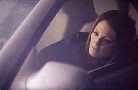 Julianne Moore as Linda Partridge