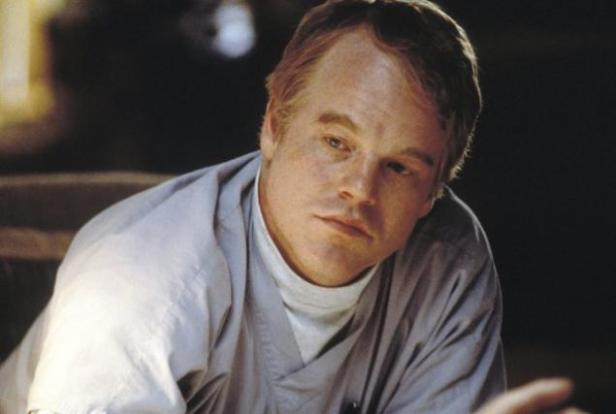The wonderful Philip Seymour Hoffman as Phil Parma