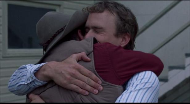 After four years Jack and Ennis are reunited