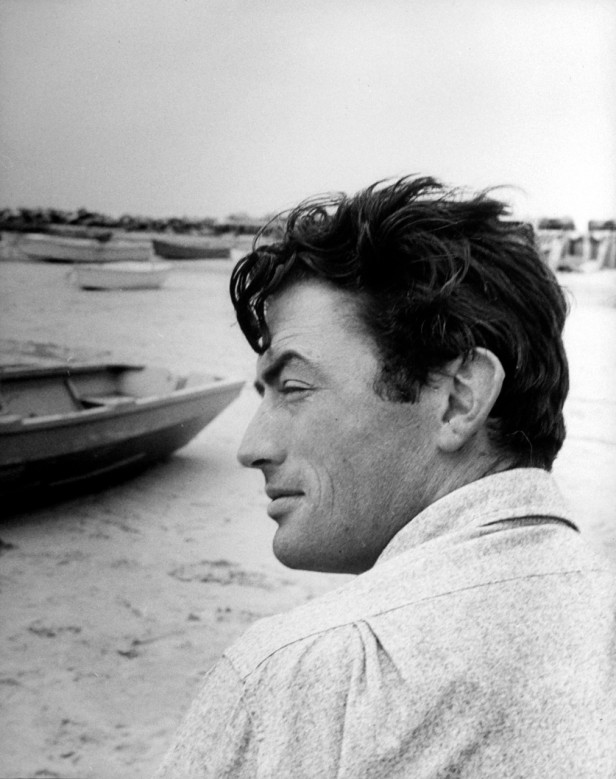 Gregory Peck July 1946