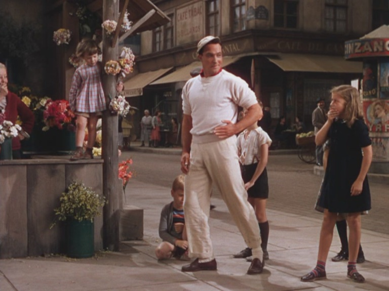 'I Got Rhythm' sequence from An American in Paris