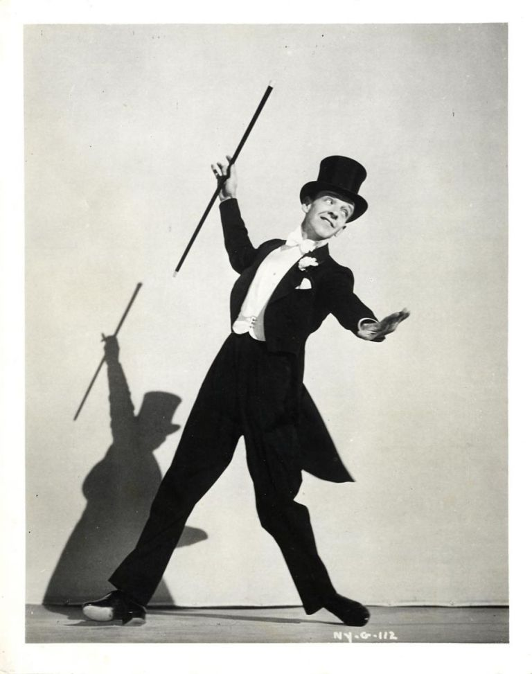 The dapper Fred Astaire