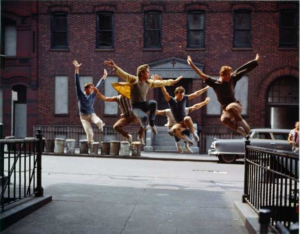 Taking it to the streets in West Side Story (1961)