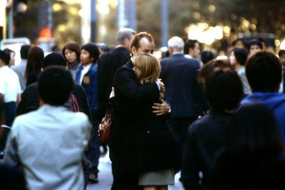 Bob and Charlotte's final embrace