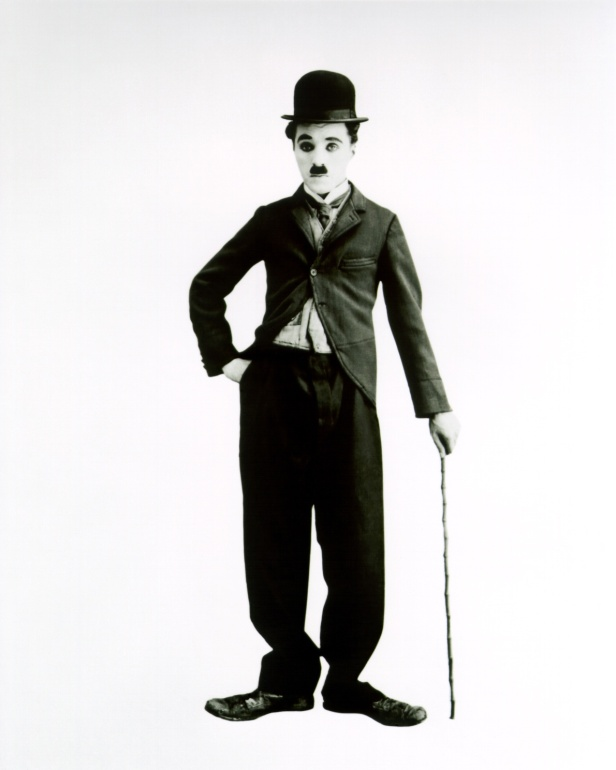 Chaplin the Tramp