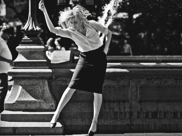 Greta Gerwig as Frances in Frances Ha (2012)