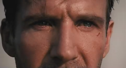 The eyes of a man tormented by love, as Justin Quayle in The Constant Gardner