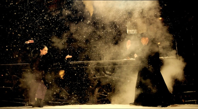 The Grandmaster is another exquisitely beautiful film from the great Wong Kar-wai
