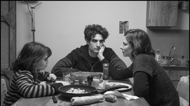 The beauty of grey - and Louis' hair - in Philippe Garrel's Jealousy