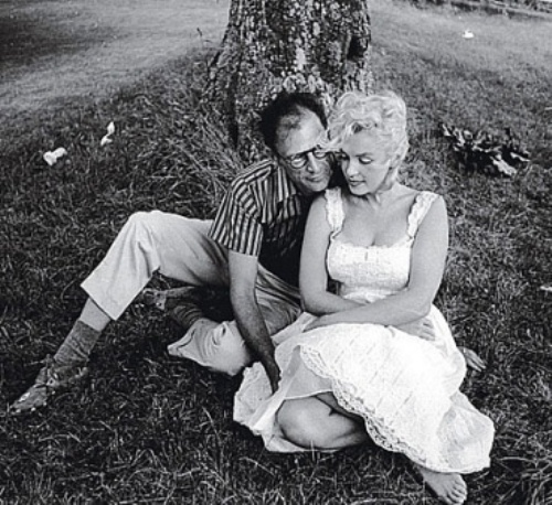 Arthur and Marilyn secret