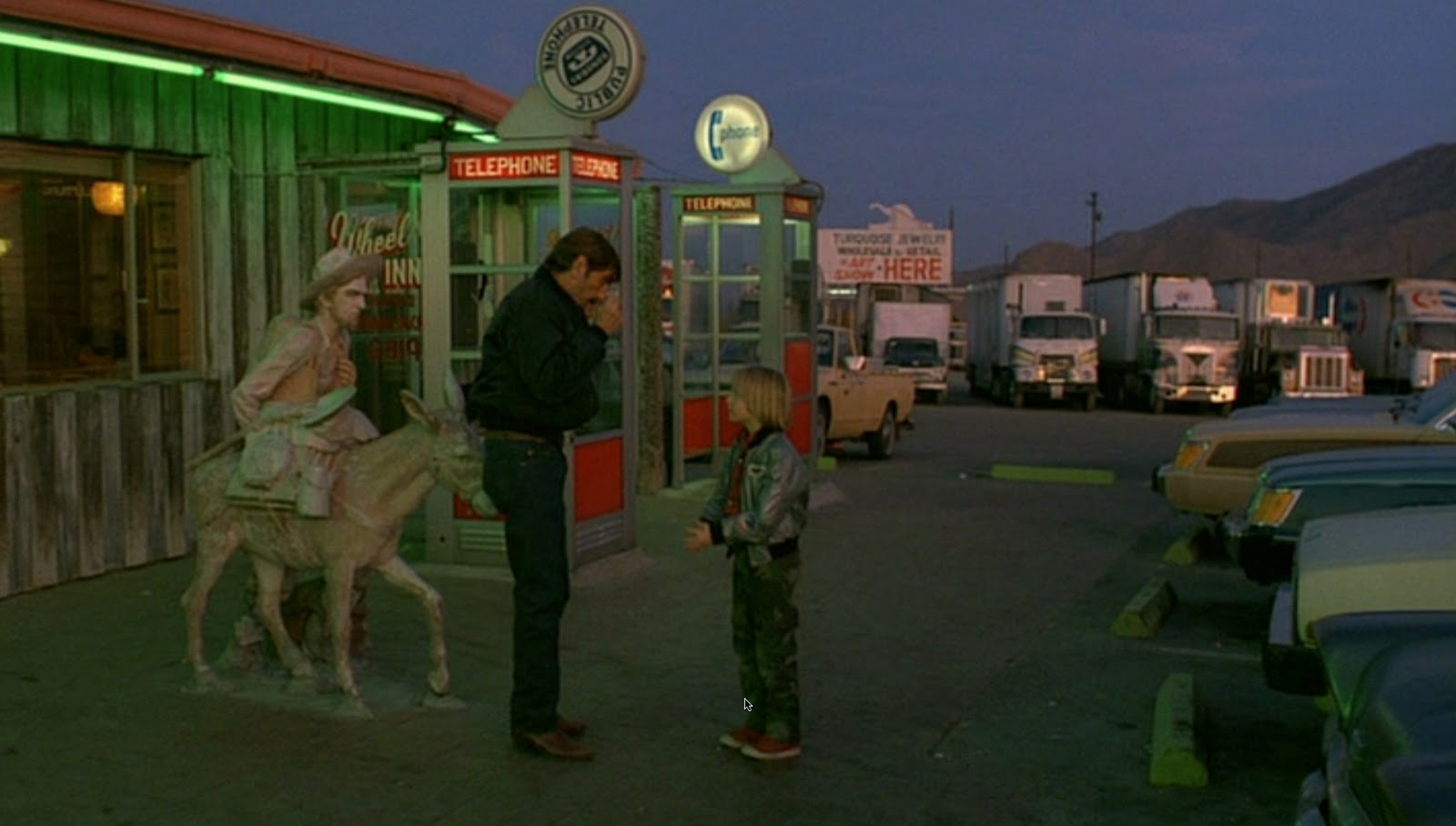 Paris Texas A Visual Trip In A Lonely Place