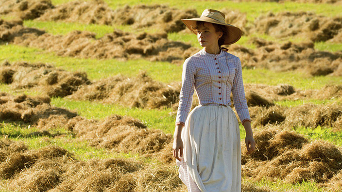 Carey Mulligan's Bathsheba Everdene knows what she wants and eventually gets it.