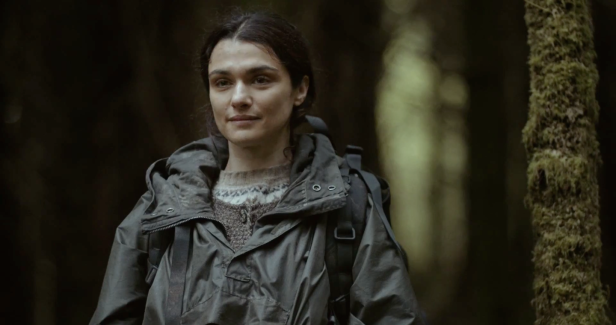 Rachel Weisz is the Short-Sighted Woman who helps David to see the possibility of a different life